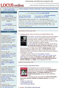 2006 Archive Page