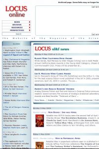 2009 Archive Page