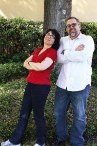 Ann & Jeff VanderMeer: The Weird