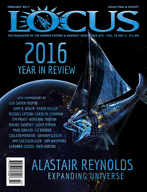 Issue 673 Table of Contents, February 2017