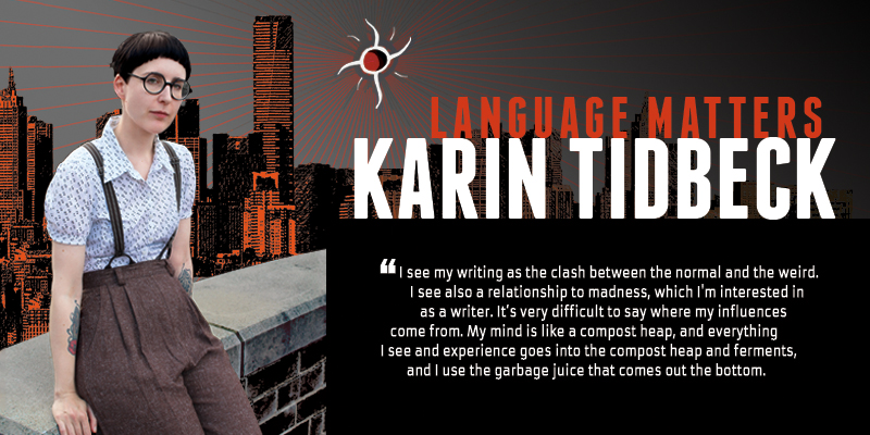 Karin Tidbeck: Language Matters