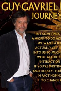 Guy Gavriel Kay: Journeying